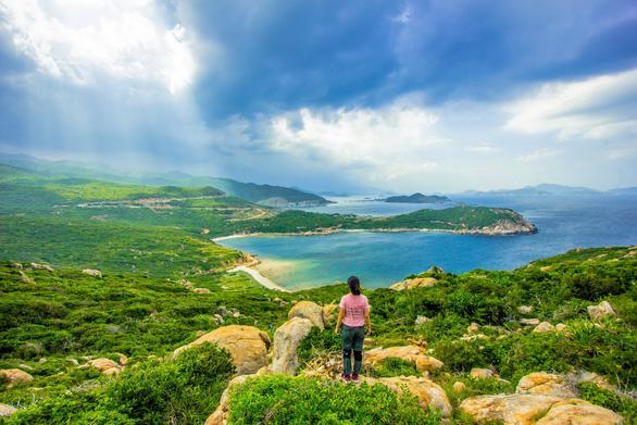 Xách balô lên để thấy biển Ninh Thuận - Khánh Hòa mình đẹp lắm - Ảnh 8.