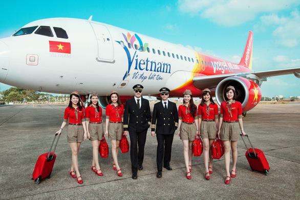 Vietjet cùng Facebook quảng bá du lịch Việt Nam, giảm 50% giá vé máy bay - Ảnh 1.