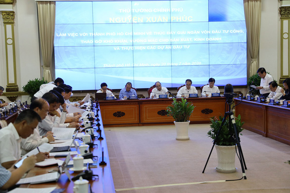 TP.HCM kiến nghị Thủ tướng gỡ vướng mắc nhiều công trình giao thông trọng điểm - Ảnh 1.