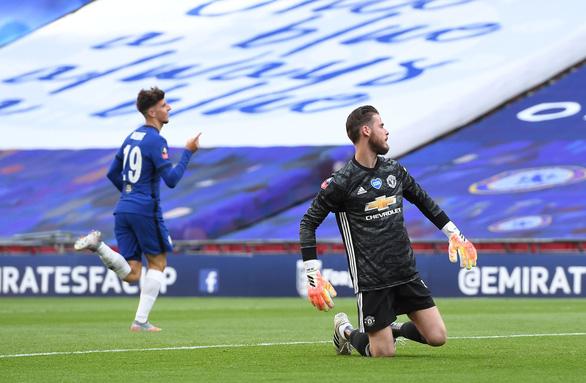 Đè bẹp Man Utd, Chelsea vào chung kết Cúp FA - Ảnh 2.