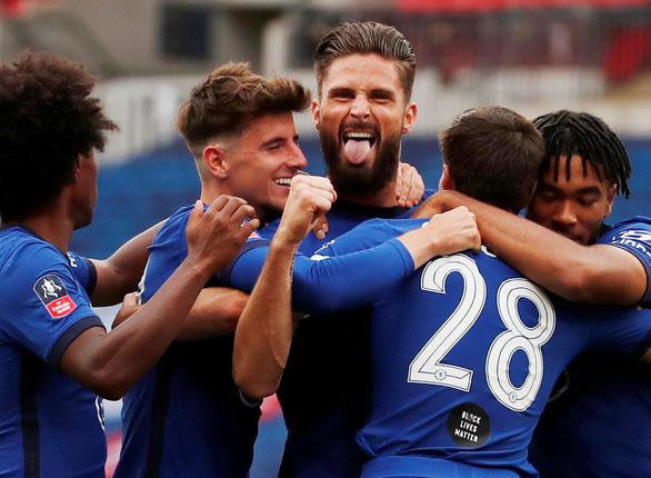 Đè bẹp Man Utd, Chelsea vào chung kết Cúp FA - Ảnh 1.