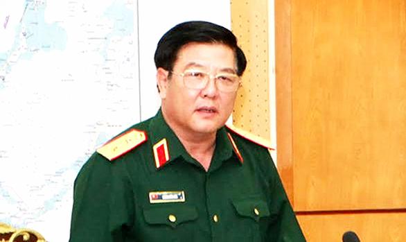 Đề nghị xem xét kỷ luật trung tướng Dương Đức Hòa - Ảnh 1.