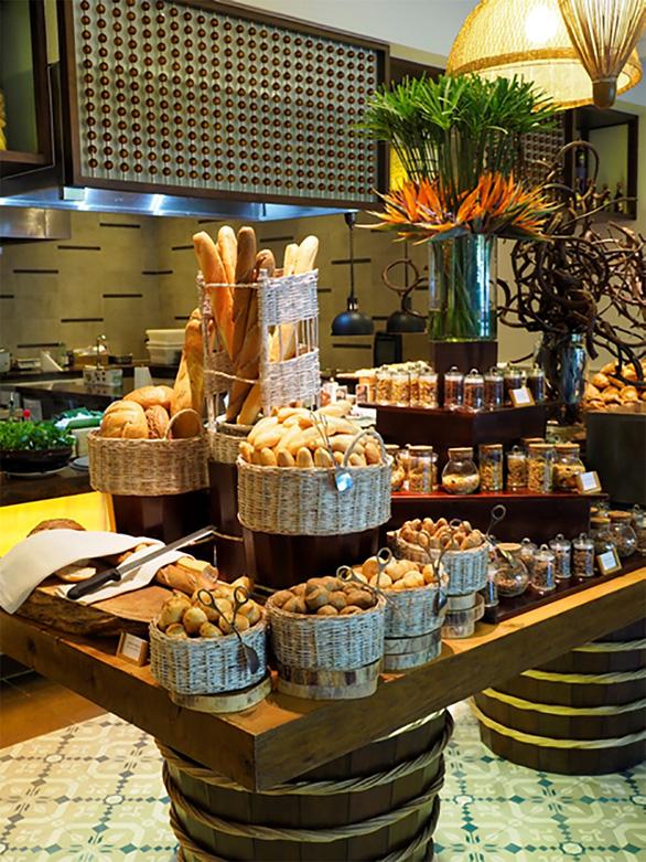 Tận hưởng bữa sáng sang trọng tại Salinda Resort - Ảnh 4.