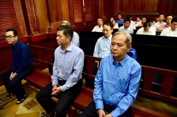 Đề nghị khai trừ Đảng cựu phó chủ tịch UBND TP.HCM Nguyễn Hữu Tín - Ảnh 1.