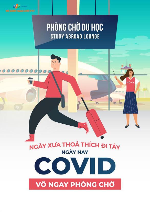 FPT mở Phòng chờ du học chuẩn bị kỹ năng cho du học sinh Việt Nam mùa COVID-19 - Ảnh 1.