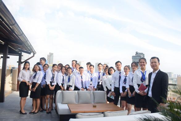 Cao đẳng Việt Mỹ đồng hành cùng sinh viên Cao đẳng 9+ trưởng thành - Ảnh 3.