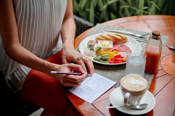 Tận hưởng bữa sáng sang trọng tại Salinda Resort - Ảnh 5.