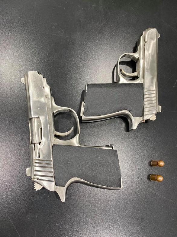 Triệt phá xưởng làm súng quy mô lớn ở Hải Phòng - Ảnh 3.