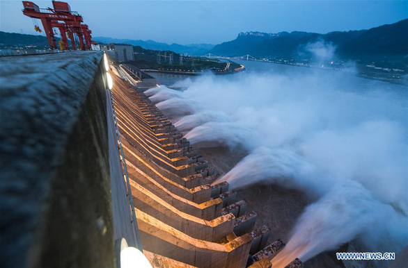 Nước hồ chứa đập Tam Hiệp cao kỷ lục, 500 di tích văn hóa ở Trung Quốc bị hư hại - Ảnh 1.