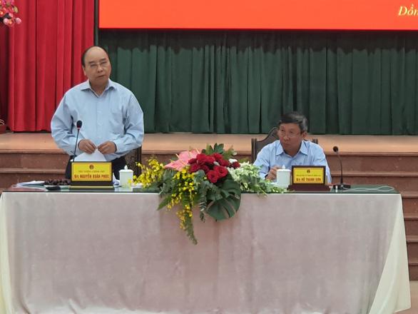 Thủ tướng yêu cầu bàn giao hơn 1.800ha đất xây sân bay Long Thành trong tháng 10 - Ảnh 1.