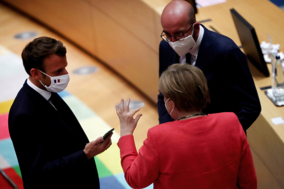 COVID-19 ngày 21-7: Thêm 2 bộ trưởng Brazil dương tính corona, châu Âu đề xuất cứu trợ 750 tỉ euro - Ảnh 3.