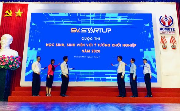 Sinh viên có cơ hội nhận đầu tư khởi nghiệp 40.000 USD - Ảnh 1.