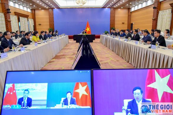 Đề nghị Trung Quốc tôn trọng các quyền và lợi ích hợp pháp của Việt Nam ở Biển Đông - Ảnh 1.