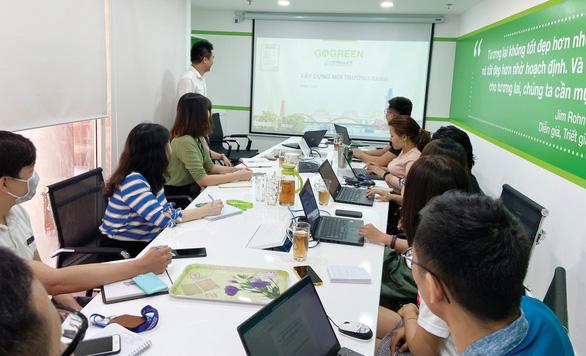 Herbalife Việt Nam triển khai chương trình xây dựng môi trường xanh - Ảnh 2.