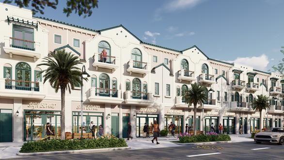 Hạ tầng bứt phá, giới đầu tư đón đầu cơ hội lớn ở phân khu cửa ngõ River Park 1 đô thị Aqua City - Ảnh 4.