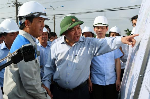 Dự án sân bay Long Thành: Tháng 10 phải bàn giao 1.800ha mặt bằng - Ảnh 1.