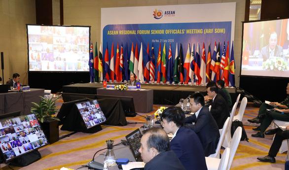 Nhiều nước quan ngại việc quân sự hóa, quấy rối hoạt động kinh tế ở Biển Đông - Ảnh 2.
