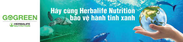 Herbalife Việt Nam triển khai chương trình xây dựng môi trường xanh - Ảnh 1.