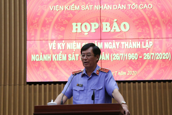 Viện kiểm sát tối cao sẽ kiến nghị xem lại quyết định giám đốc thẩm vụ Hồ Duy Hải - Ảnh 1.