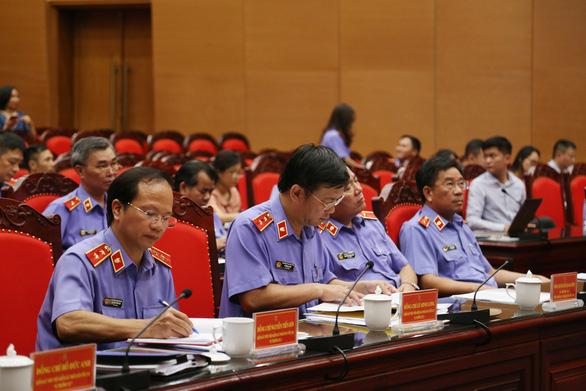 Viện kiểm sát tối cao sẽ kiến nghị xem lại quyết định giám đốc thẩm vụ Hồ Duy Hải - Ảnh 2.