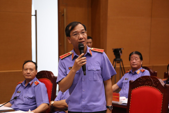 Viện kiểm sát tối cao sẽ kiến nghị xem lại quyết định giám đốc thẩm vụ Hồ Duy Hải - Ảnh 3.
