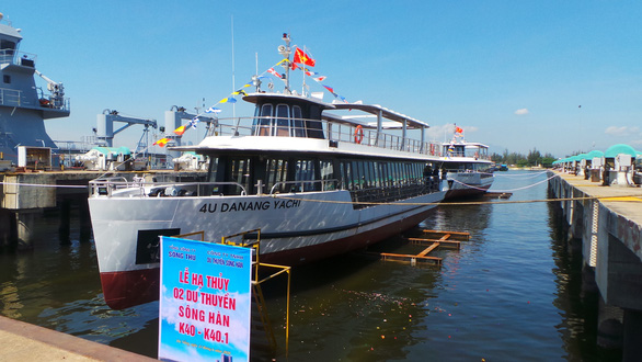 Đà Nẵng đầu biển cuối sông mà du lịch đường thủy lòng vòng như... trong ao - Ảnh 2.