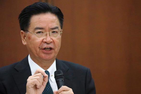 Đài Loan lo Trung Quốc chuẩn bị quân sự để đánh chiếm - Ảnh 1.