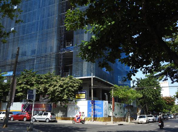 Đà Nẵng không cho nâng tầng cao tại công trình trung tâm thành phố - Ảnh 1.