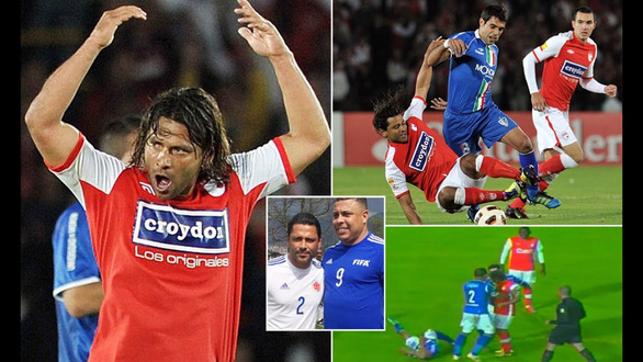 Gerardo Bedoya: câu chuyện của cầu thủ bóng đá chơi xấu nhất trên thế giới - Ảnh 1.