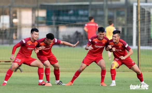 Việt Nam chưa chốt đội U22 tham dự bóng đá nam SEA Games 31 - Ảnh 1.
