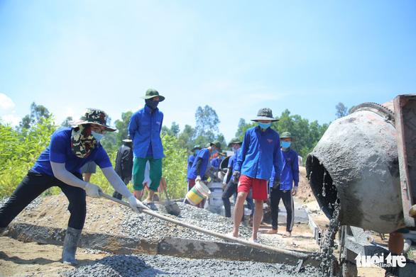 Phải đảm bảo an toàn tuyệt đối trong hoạt động tình nguyện hè - Ảnh 2.