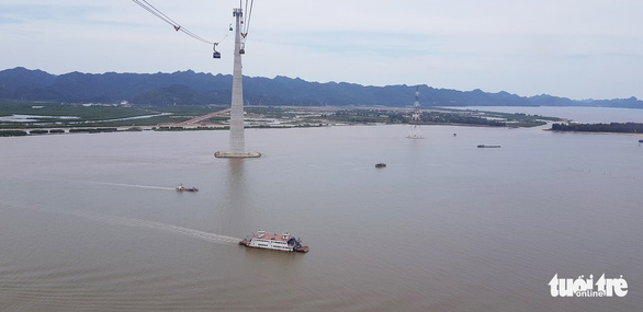 Hải Phòng bác thông tin giảm chuyến phà Gót để ép khách đi cáp treo - Ảnh 1.