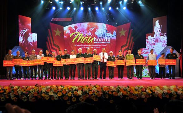 Đặc sắc chương trình nghệ thuật Màu hoa đỏ lần thứ 13 - Ảnh 2.