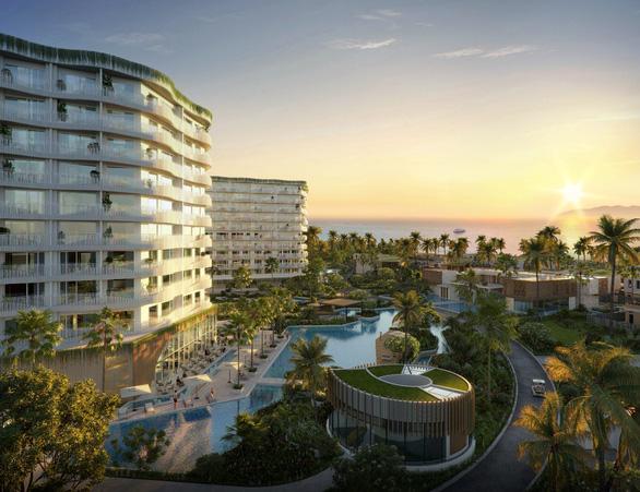1,4 tỉ đồng đã có thể sở hữu căn hộ resort biển tại Shantira Beach Resort & Spa - Ảnh 1.