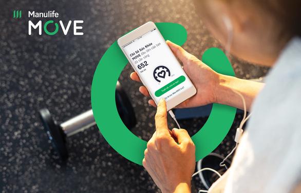 ManulifeMOVE ra mắt tính năng mới 'Chỉ số sức khỏe' giúp khách hàng có cuộc sống khỏe mạnh hơn - Ảnh 1.
