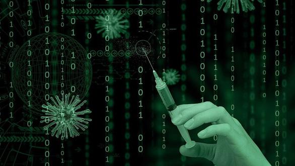 Mỹ truy tố cặp tin tặc Trung Quốc vì ăn cắp nghiên cứu vắcxin COVID-19 - Ảnh 1.