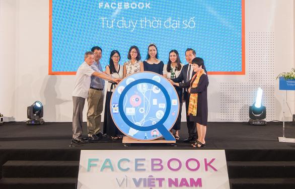 Chương trình Tư duy thời đại số của Facebook dạy gì ở Việt Nam? - Ảnh 1.
