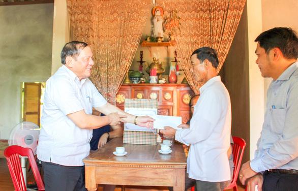 Bí thư tỉnh Quảng Trị làm thứ trưởng Bộ Văn hóa - thể thao và du lịch - Ảnh 1.