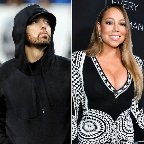 Mariah Carey ra hồi ký, rapper Eminem hốt hoảng: Chắc lại toàn kể xấu tôi! - Ảnh 2.