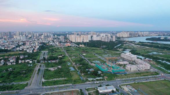 TP.HCM kết thúc hợp đồng trước thời hạn 6 lô đất ở Thủ Thiêm - Ảnh 2.