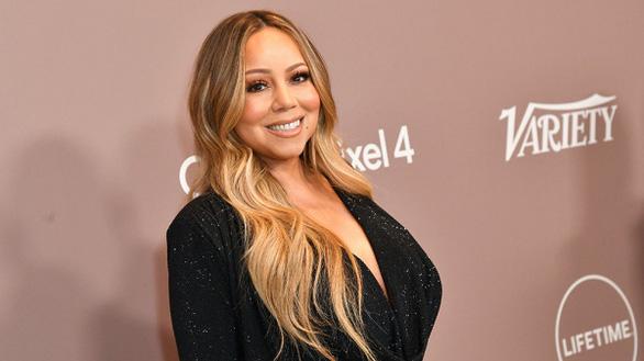 Mariah Carey ra hồi ký, rapper Eminem hốt hoảng: Chắc lại toàn kể xấu tôi! - Ảnh 3.