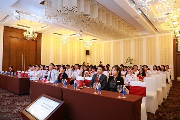 SIU chú trọng đào tạo kỹ năng thực tế cho sinh viên quản trị nhà hàng - khách sạn - Ảnh 1.