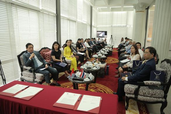 Đại học Văn Lang hợp tác chiến lược với Viện Công nghệ châu Á (AIT) - Ảnh 2.