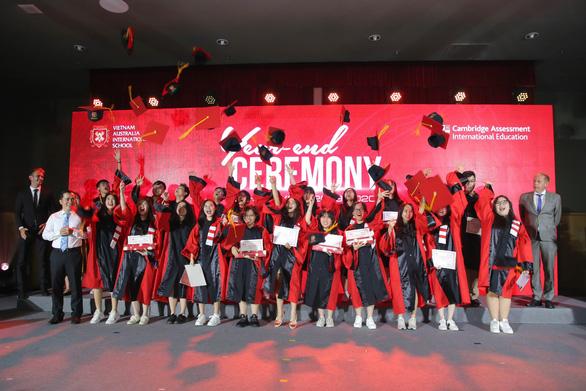 14 học sinh VAS đoạt học bổng du học tại Mỹ, Anh và Hà Lan - Ảnh 3.