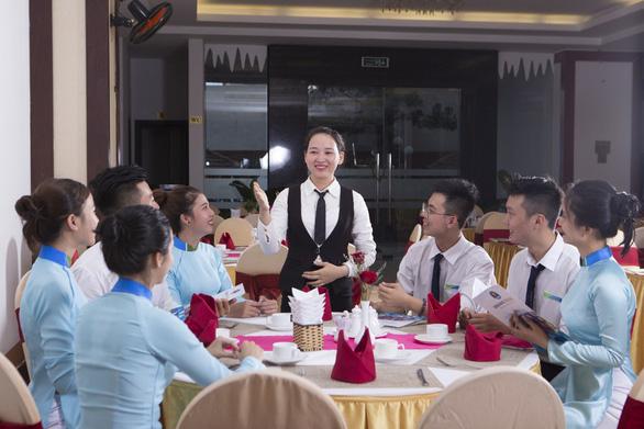 Trường Đại học Văn Hiến hỗ trợ học phí cho Tân Sinh viên - Ảnh 3.