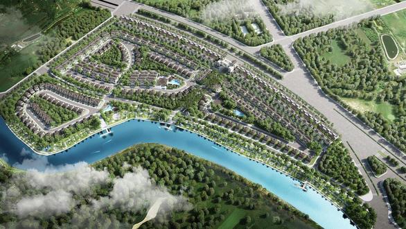 Nam Sài Gòn sắp có đô thị 349ha - Ảnh 3.