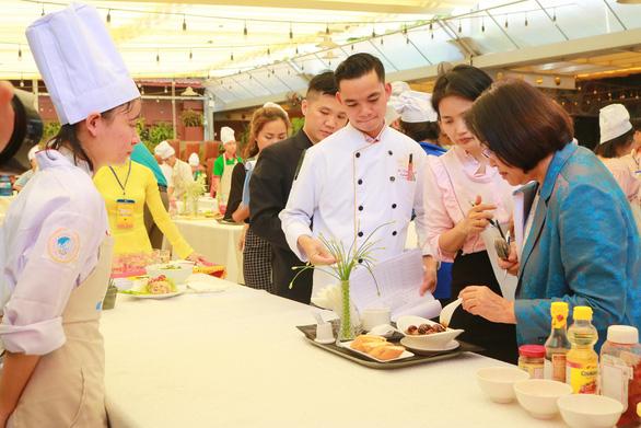 SIU chú trọng đào tạo kỹ năng thực tế cho sinh viên quản trị nhà hàng - khách sạn - Ảnh 4.