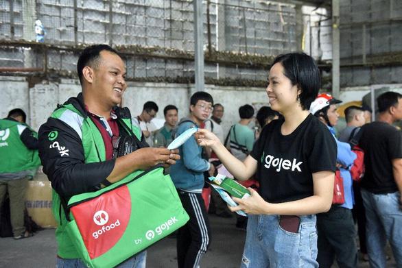 Gojek Việt Nam ưu tiên quyền lợi cho tài xế - Ảnh 6.