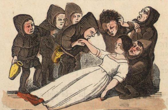 Bất ngờ khi nàng Bạch Tuyết, 7 chú lùn làm thợ mỏ và táo độc đều có thật hết - Ảnh 2.