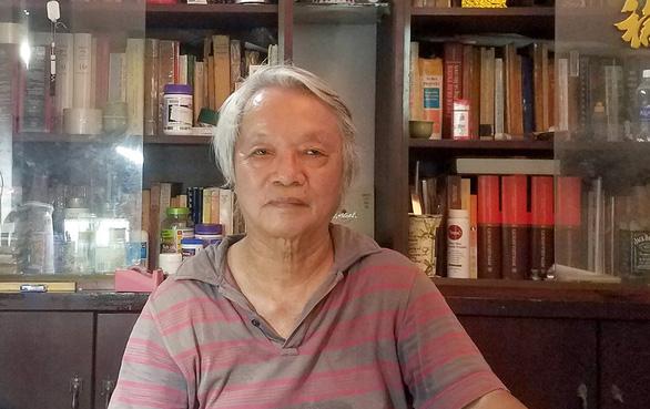 Tác giả Trần Viết Ngạc: Sử Việt rất hay, rất hấp dẫn - Ảnh 1.